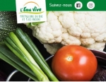 L'Eau Vive	Centre commercial Supergreen