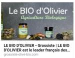 transformation de produits bio