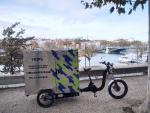 Vélo électrique livraison - 0 émission carbone